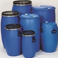 Large Plastic Drums