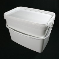 Rectangular Bucket 16 Litre - JETR 160-P