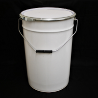 Tapered Tinplate Pails - 25 Litre