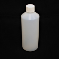 28mm Neck - 500 ml G.P - Round HDPE Bottle
